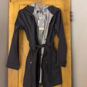 Carhartt brand rain jacket